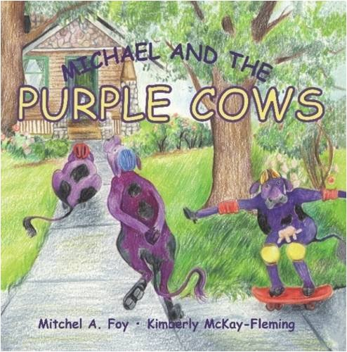 9781435720374: Michael and the Purple Cows