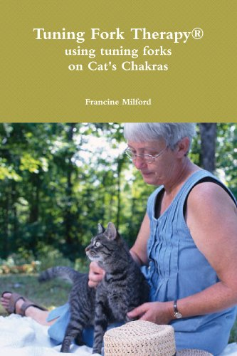 9781435733923: Tuning Fork Therapy® Using Tuning Forks On Cat'S Chakras