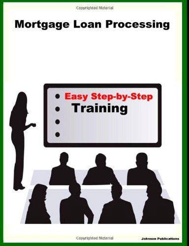 9781435746961: Mortgage Loan Processing