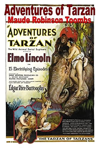 9781435749733: Adventures of Tarzan