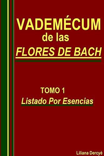 9781435754287: Vademecum De Las Flores De Bach Tomo 1
