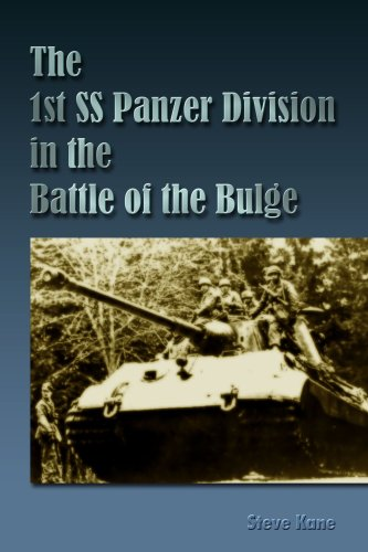 9781435754492: The 1st SS Panzer Division in the Battle of the Bulge