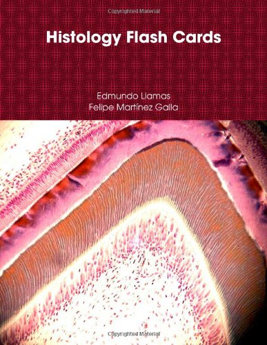 9781435757974: Histology Flash Cards