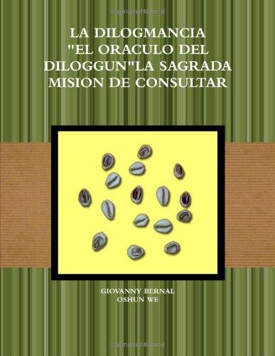 """9781435788350: La Dilogmancia """"El Oraculo Del Diloggun""""La Sagrada Mision De Consultar"""