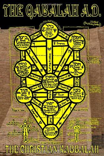 9781435792432: The Qabalah A.D: The Christian Kabbalah