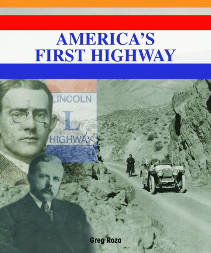 9781435801998: America's First Highway (Real Life Readers)