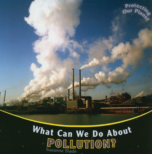 9781435824850: What Can We Do about Pollution? (Protecting Our Planet (Paperback))