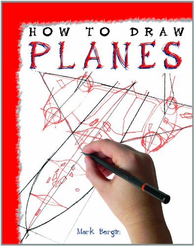 9781435825192: Planes (How to Draw)
