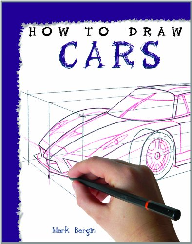 How To Draw Cars: Mark Bergin