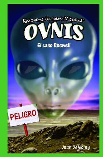 9781435825390: Ovnis: El caso Roswell / UFOs: The Roswell Incident (Historietas Juveniles: Misterios / Jr. Graphic Mysteries) (Spanish Edition)