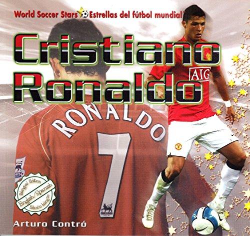 9781435826649: Cristiano Ronaldo (English/Spanish)