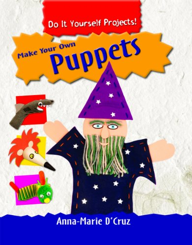9781435828513: Make Your Own Puppets (Do It Yourself Projects!)
