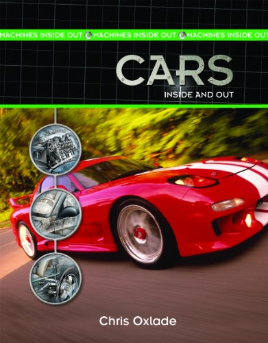 9781435828612: Cars Inside and Out (Machines Inside Out)