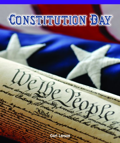 9781435829787: Constitution Day (Explore Citizenship)