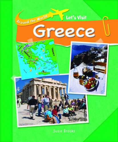 9781435830288: Let's Visit Greece (Around the World)