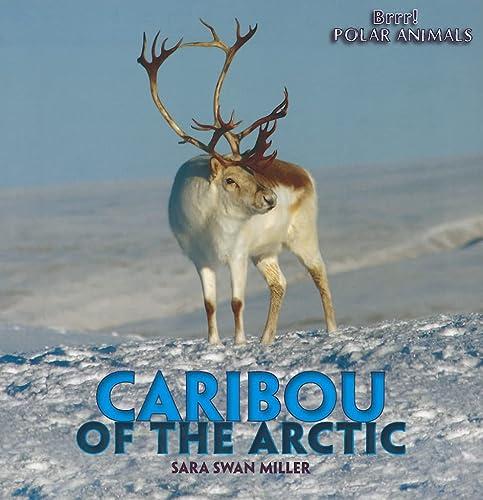 Caribou of the Arctic (Brrr! Polar Animals): Miller, Sara Swan