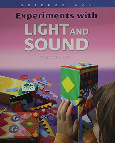 9781435832213: Experiments with Light and Sound (Science Lab (Powerkids Press))