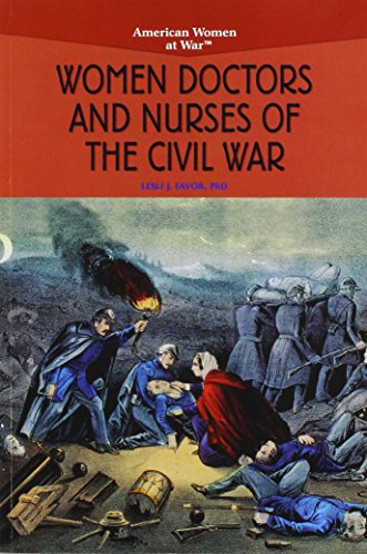 9781435832732: Women Drs & Nurses of the (American Women at War)