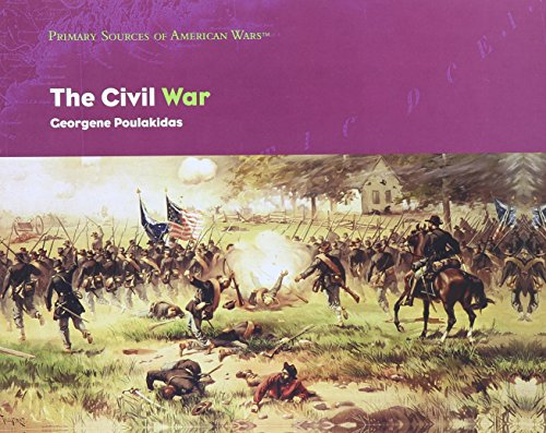 9781435832763: The Civil War (Primary Sources of American Wars)