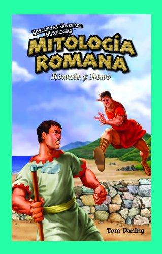 9781435833340: Mitologia Romana: Romulo y Remo (Historietas Juveniles: Mitologias/ Jr. Graphic Mythologies)