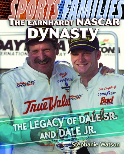 9781435835511: The Earnhardt NASCAR Dynasty: The Legacy of Dale Sr. and Dale Jr. (Sports Families (Library))