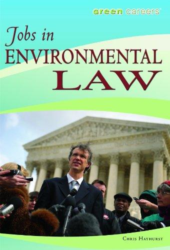 Jobs in Environmental Law: Hayhurst, Chris
