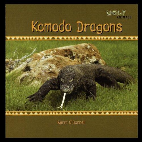 Komodo Dragons: Kerri O'Donnell