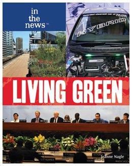 Living Green (Hardcover): Jeanne Nagel