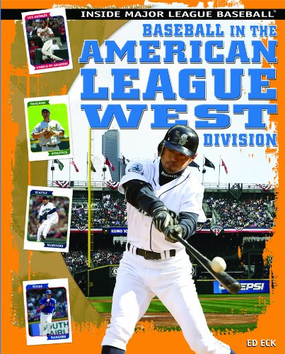 Baseball in the American League West Division (Library Binding): Ed Eck