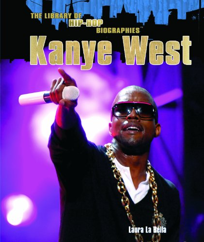 9781435850538: Kanye West (Library of Hip-Hop Biographies)