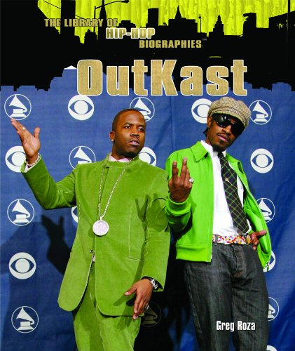 9781435850576: OutKast (Library of Hip-Hop Biographies (Hardcover))