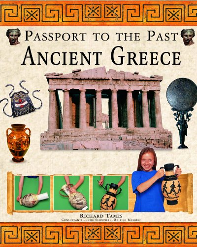 9781435851757: Ancient Greece (Passport to the Past)