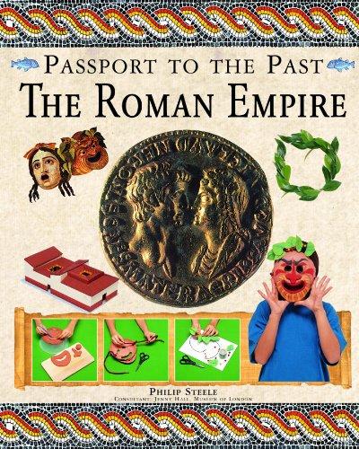 9781435851764: The Roman Empire (Passport to the Past)