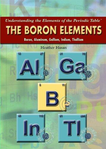 9781435853331: The Boron Elements: Boron, Aluminum, Gallium, Indium, Thallium (Understanding the Elements of the Periodic Table)