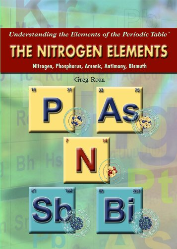 9781435853355: The Nitrogen Elements (Understanding the Elements of the Periodic Table)