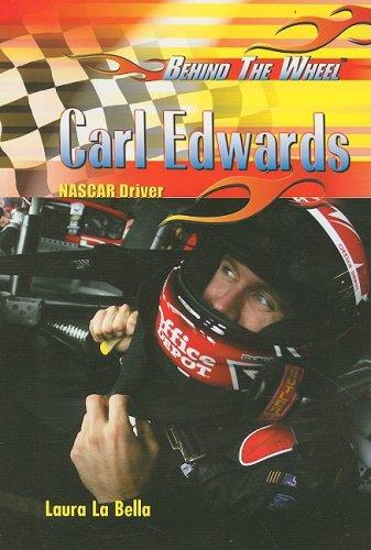 9781435854055: Carl Edwards (Behind the Wheel)