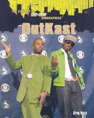 9781435854437: Outkast (Library of Hip-Hop Biographies (Paperback))