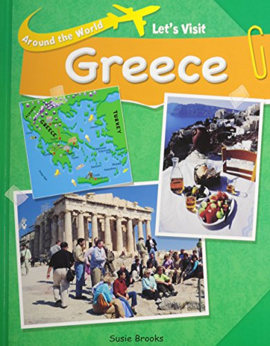 9781435886100: Let's Visit Greece (Around the World (Paper))