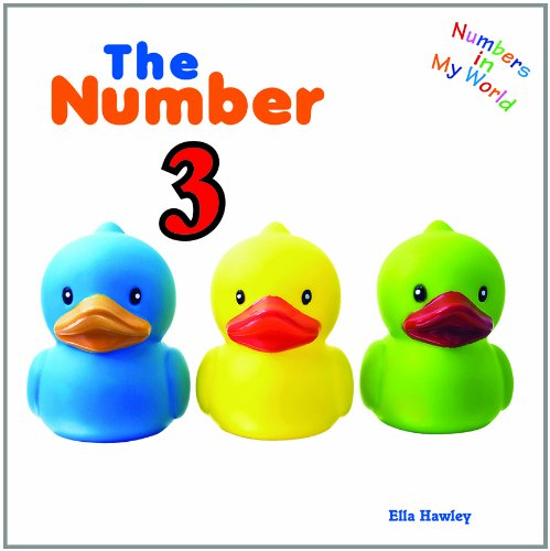 9781435893214: The Number 3 (Numbers in My World)