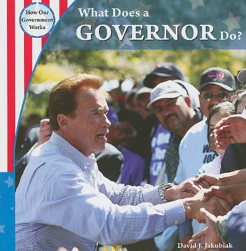 9781435898127: What Does a Governor Do? (How Our Government Works (Paper))