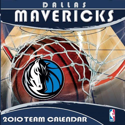 9781436029650: Dallas Mavericks - Box 2010 Box Calendar