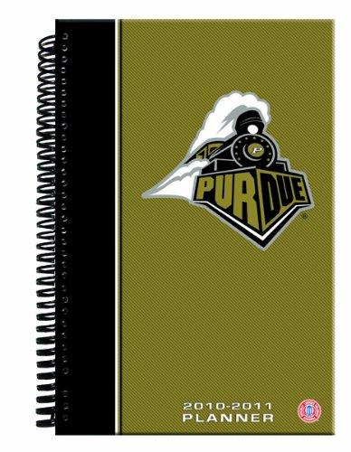 9781436051026: 2011 Purdue Boilermakers - 6.5x8 Eng calendar