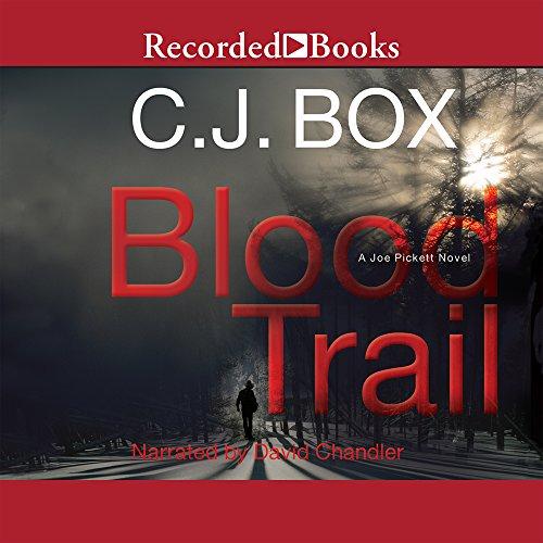 9781436105095: Blood Trail (Joe Pickett)