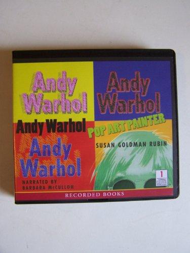 9781436111133: Andy Warhol: Pop Art Painter