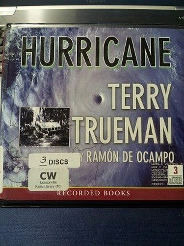 9781436119214: Hurricane, 3 Cds [Unabridged Library Edition]