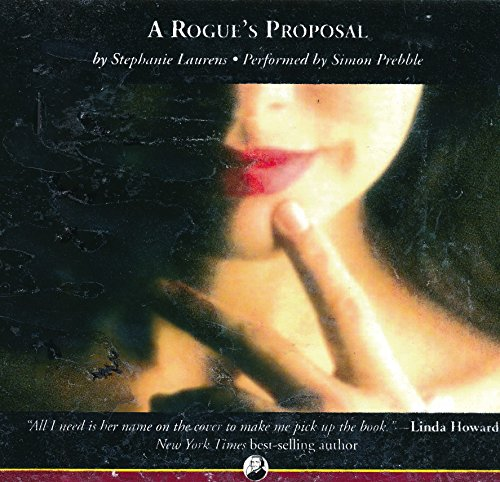 9781436120012: A Rogue's Proposal (Cynster, #4)
