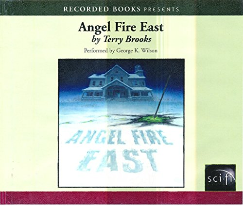 9781436120326: Angel Fire East (UNABRIDGED) (AUDIO CD) (The Word and the Void Series, Book 3)