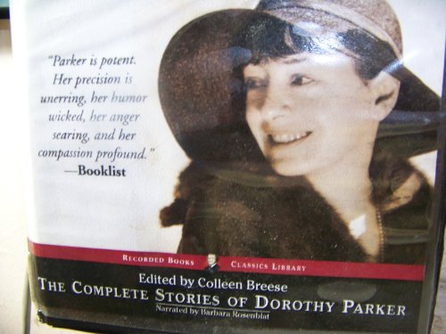 9781436138239: The Complete Stories of Dorothy Parker on 18 Audio Cds
