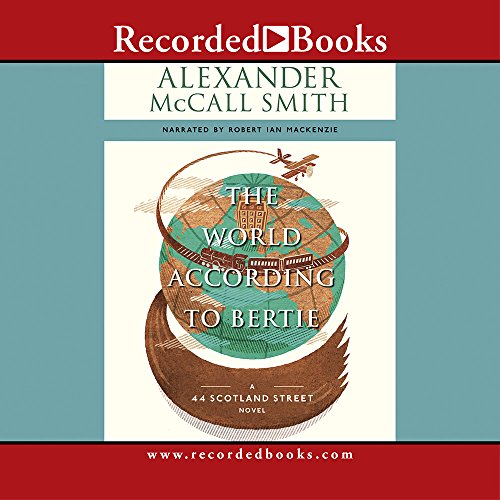 The World According to Bertie (Compact Disc): Alexander McCall Smith