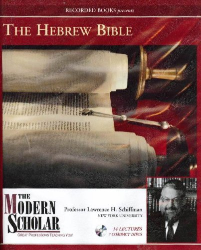 9781436174343: The Hebrew Bible